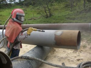 Surface Preparation, Grit Blasting, Abrasive Blasting