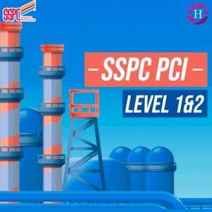 SSPC PCI stig 1 og 2