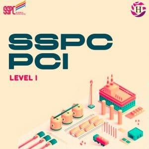 SSPC PCI stig 1, QC húðunarmenn, SSPC skoðunarmenn, FROSIO skoðunarmenn, námskeið á netinu