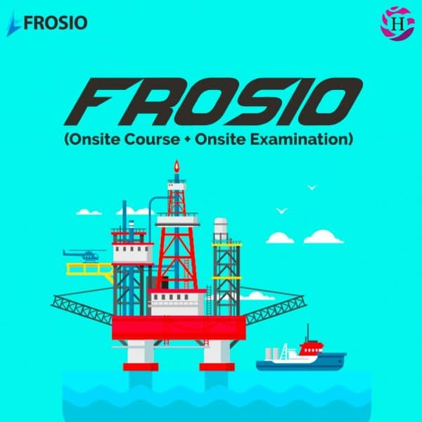 Frosio Onsite course + Onsite Examinations, Online Courses