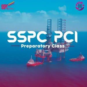 SSPC PCI undirbúningstími, QC húðunarmenn, SSPC skoðunarmenn, FROSIO skoðunarmenn, námskeið á netinu