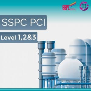 SSPC PCI Level 1, 2 & 3, QC Coating Inspectors, Online Courses, SSPC Inspectors